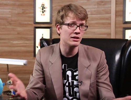 Humanize Me 209: Humanizing the internet with Hank Green