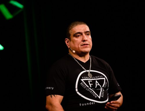 301: Sammy Rangel's turnaround from violent extremism