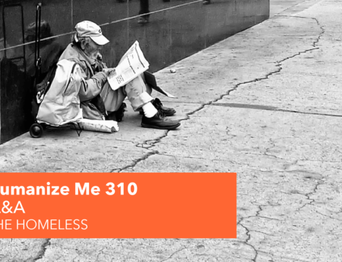 310: How should we respond to the homeless?