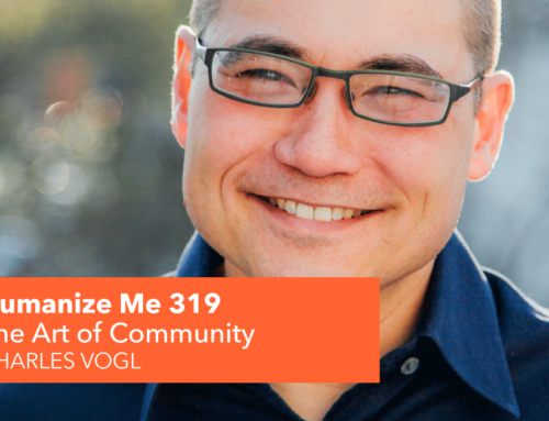 319: The Art of Community with Charles Vogl