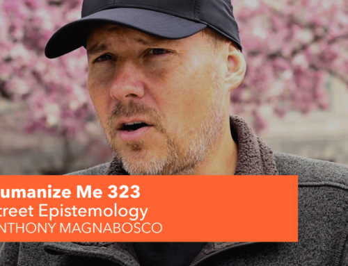 323: Street Epistemology with Anthony Magnabosco