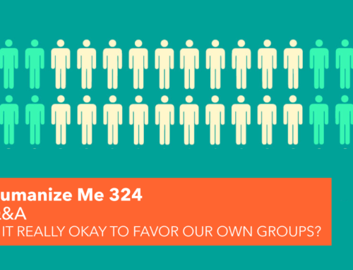324: Is it really okay to favor our own groups?