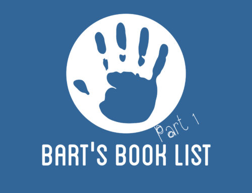 Bart's Book List (Part 1)