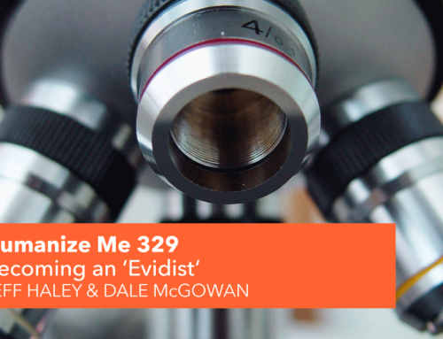 329: Becoming an 'Evidist' with Jeff Haley & Dale McGowan