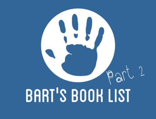 Bart's Book List (Part 2)
