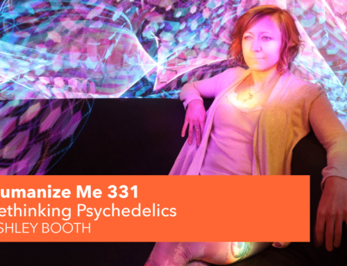 331: Rethinking psychedelics, with Ashley Booth