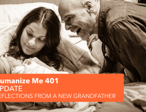 401: Reflections from a new grandfather