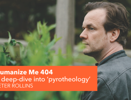 404: A deep dive into pyrotheology, with Peter Rollins