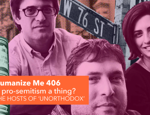 406: Is pro-semitism a thing?
