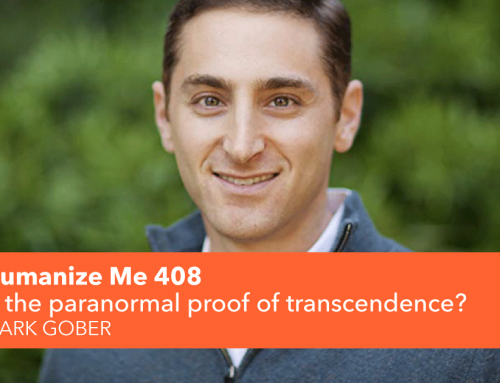 408: Is the paranormal proof of transcendent consciousness? with Mark Gober