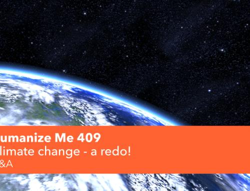 409: Climate change – a redo!