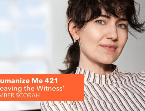 421: 'Leaving the Witness', with Amber Scorah