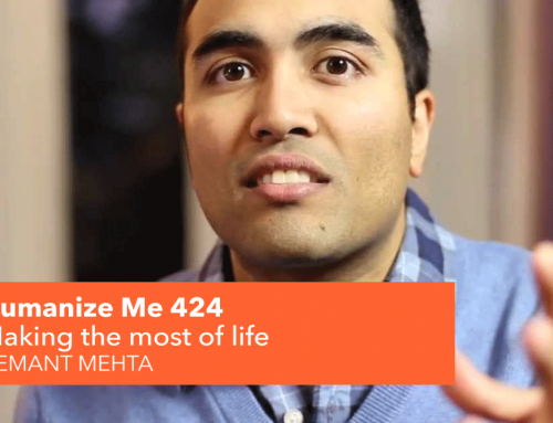 424: REPRISE: Making the most of life, with Hemant Mehta