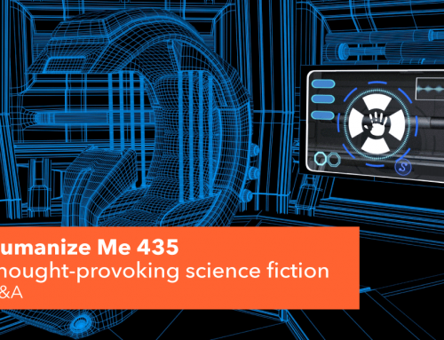 435: Thought-provoking science fiction
