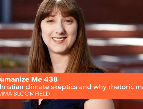 438: Christian climate skeptics and how rhetoric matters, with Emma Bloomfield