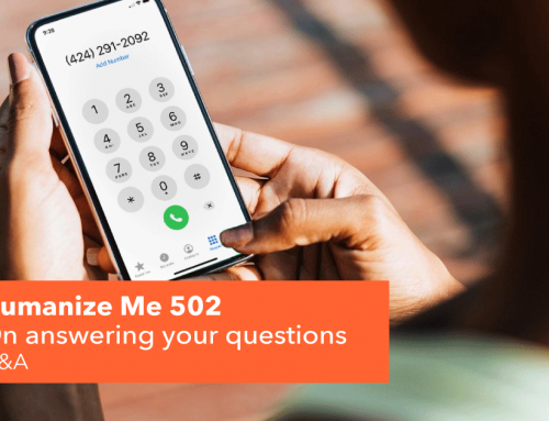 502: On answering your questions