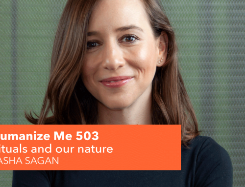 503: Rituals and our nature, with Sasha Sagan