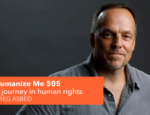 505: A journey in human rights, with Greg Asbed