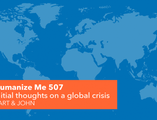 507: Initial thoughts on an emerging global crisis